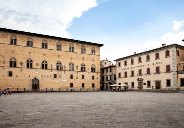 Piazza del Duomo di Pistoia