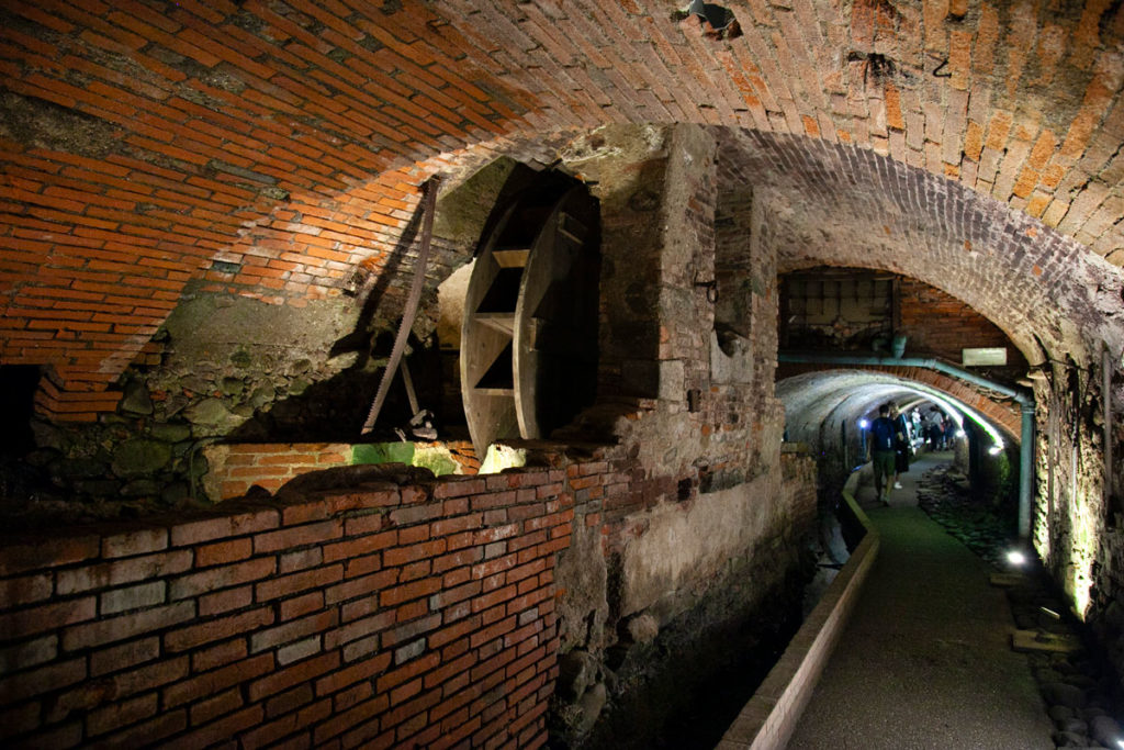 Pistoia Sotterranea - Percorso sotto le vie del centro storico