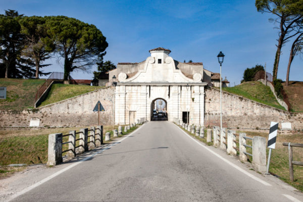 Porta Aquileia di Palmanova