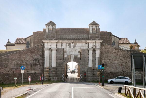 Porta Cividale di Palmanova