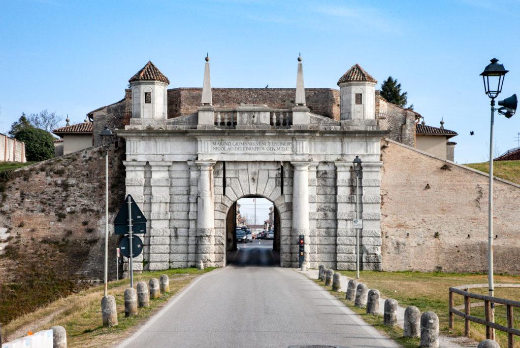 Porta Udine di Palmanova