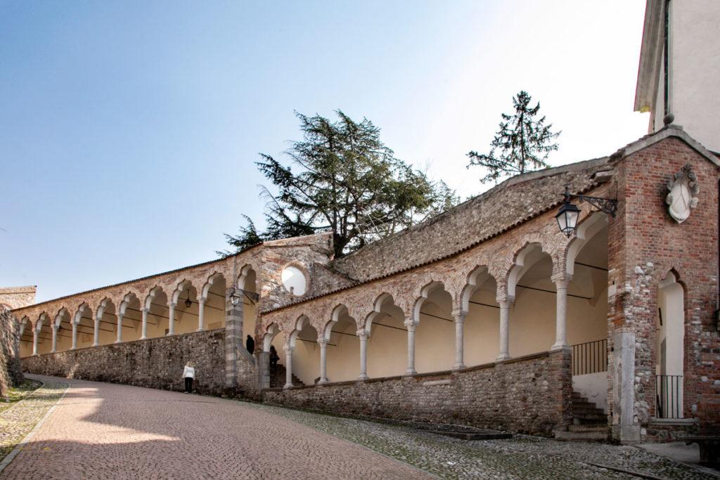 Porticato del Lippomano di Udine