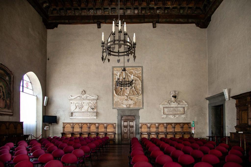 Sala Maggiore del Palazzo degli Anziani