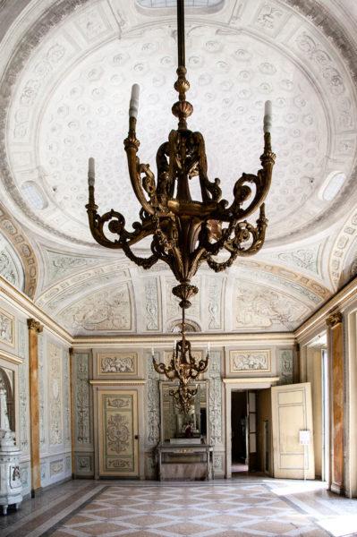 Sala da Pranzo o Sala del Levati