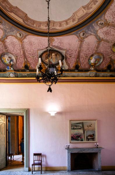 Sala dei Baci - Palazzo Settecentesco