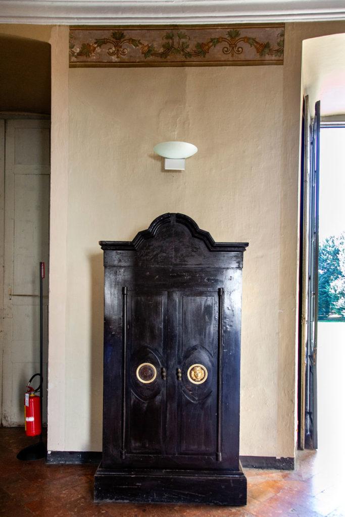 Sala dell'Anticamera - Palazzo Settecentesco
