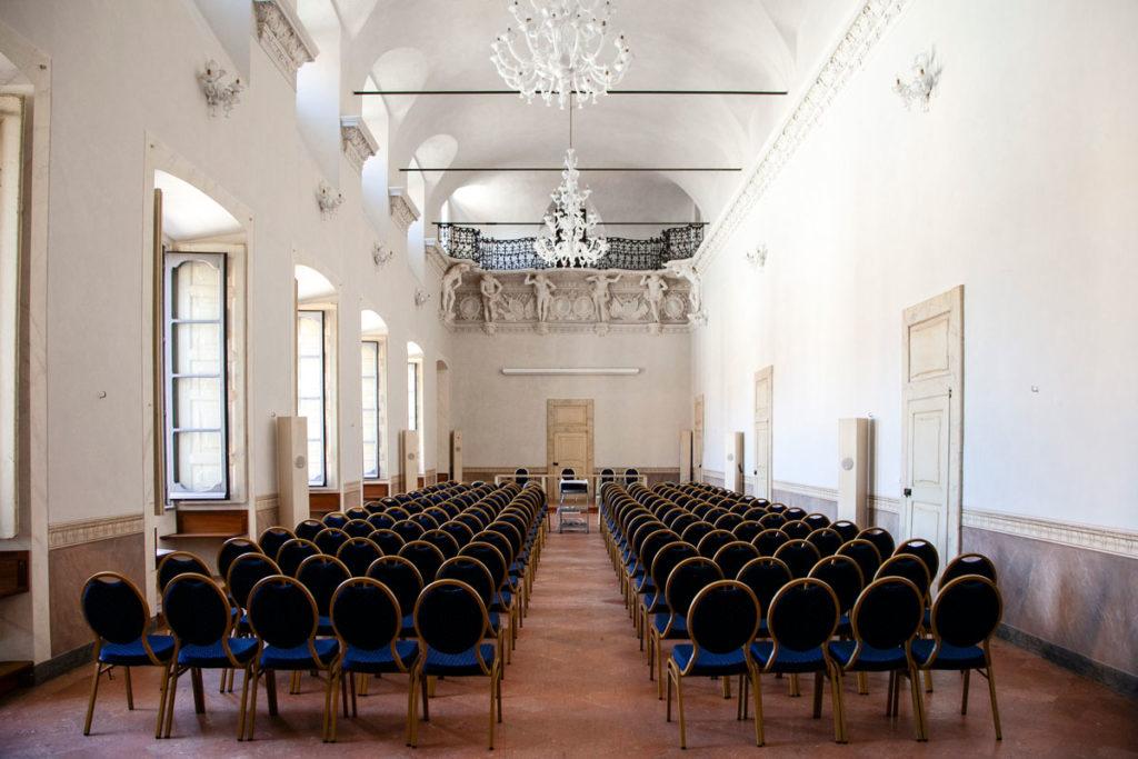 Sala della Musica - Palazzo Settecentesco di Villa Litta Lainate