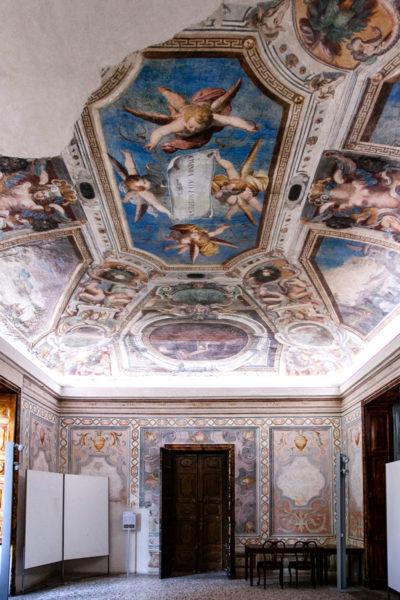 Sala di Enea - Palazzo Cinquecentesco