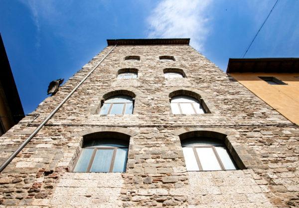 Torre di Catilina a Pistoia
