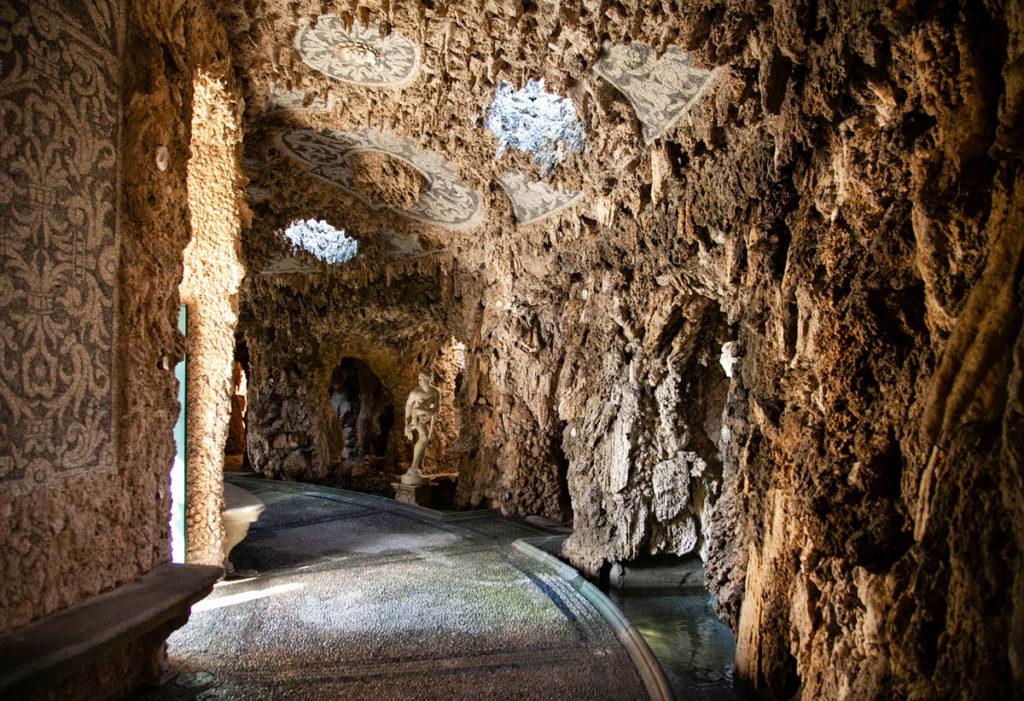 Vecchie Grotte di Villa Litta Lainate - nel cuore del ninfeo