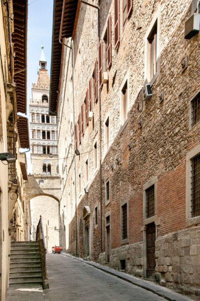 Via della Torre - Pistoia