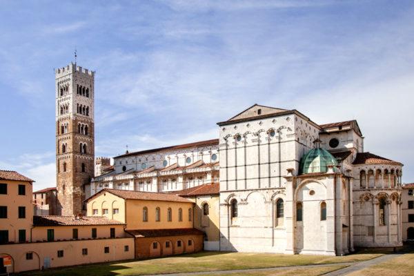 Abside e campanile cattedrale di san Martino