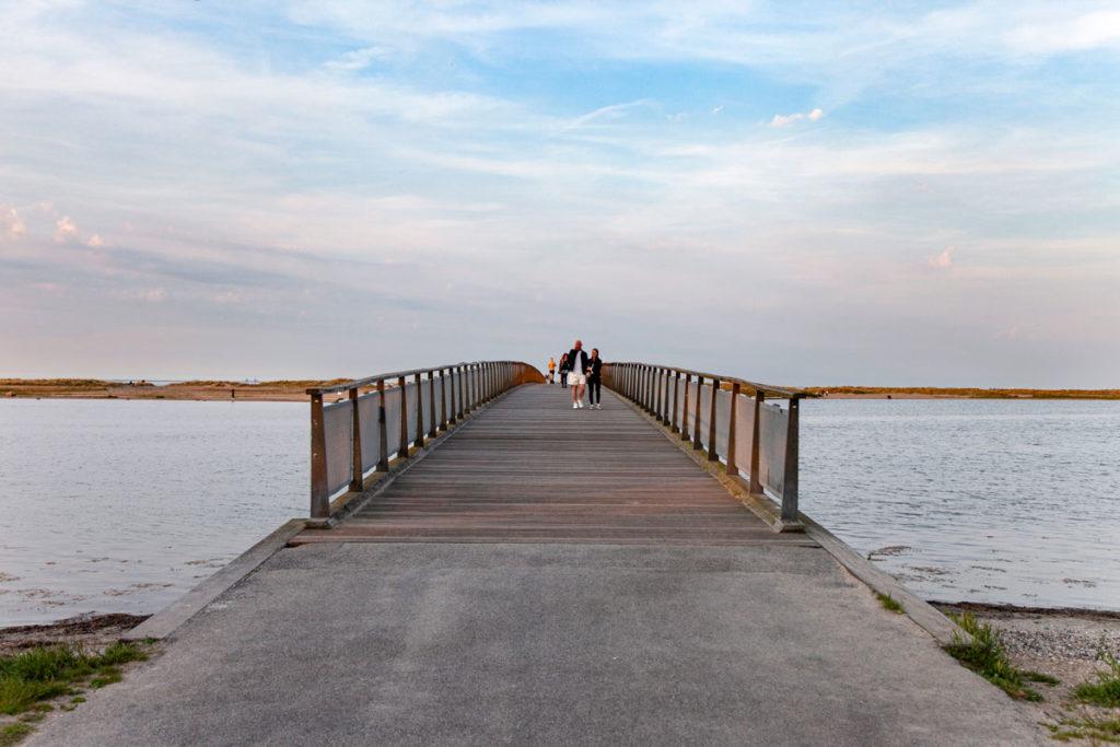 Amager StrandPark - Ponte verso il mare di Copenaghen