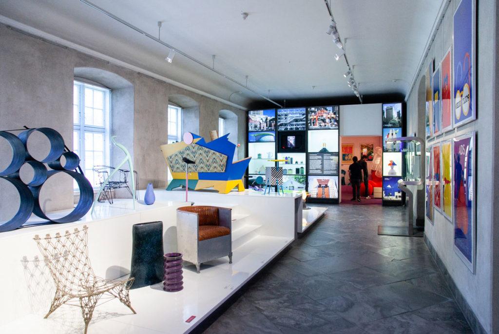 Arredi e complementi di design danese