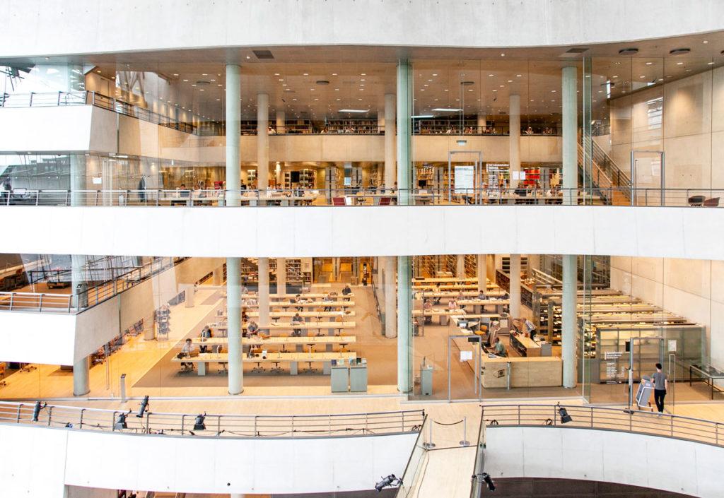Aule Studio The Black Diamond - Biblioteca Reale di Copenaghen