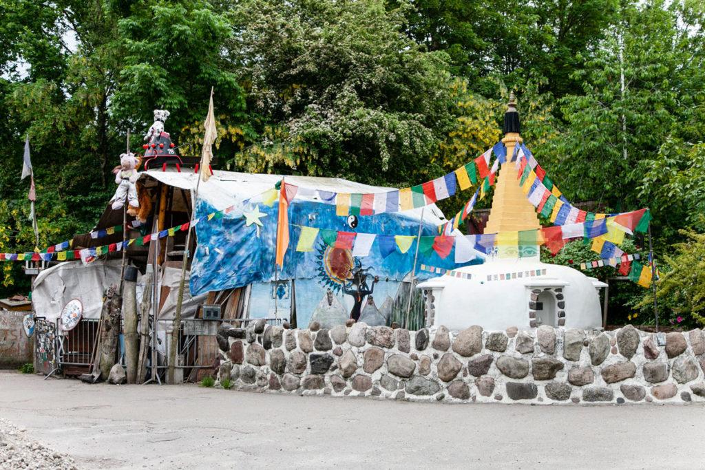 Baracche Fantasiose a Christiania