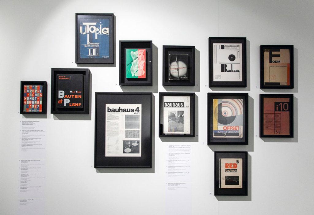 Bauhaus - it's all design