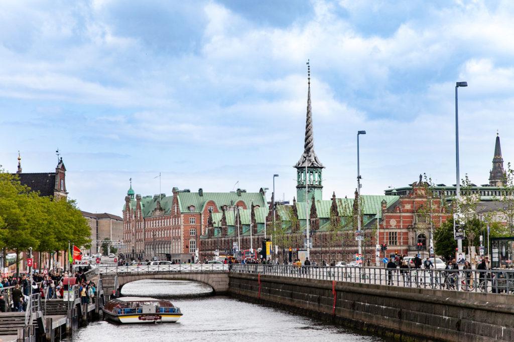 Borsen - Palazzo della Borsa di Copenaghen