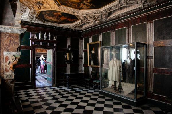 Camera da letto di Cristiano IV