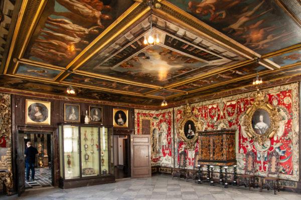 Camera di Cristiano V