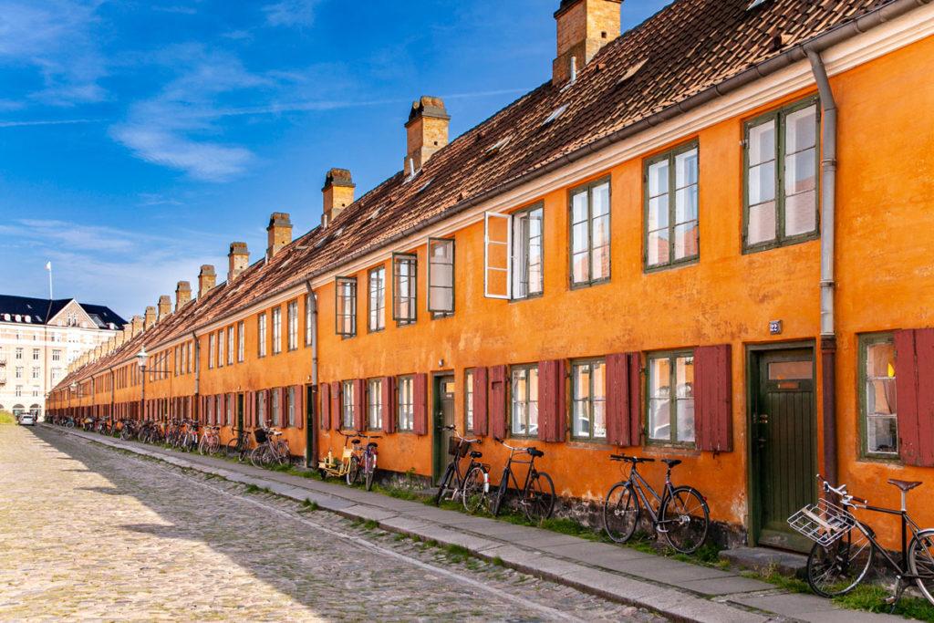 Case Storiche di Copenaghen