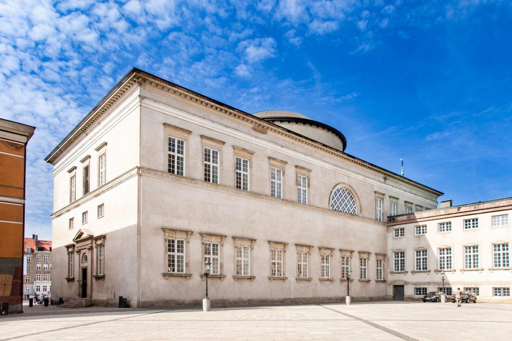 Chiesa di Christiansborg Slot