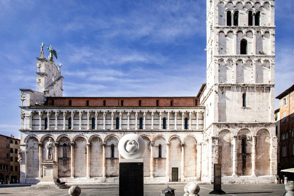 Chiesa di San Michele in Foro - Lucca - Esterni
