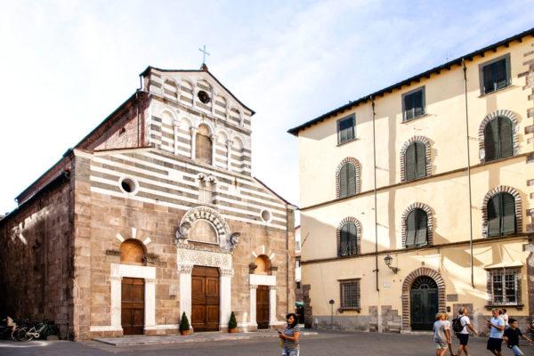 Chiesa di San Salvatore - Facciata