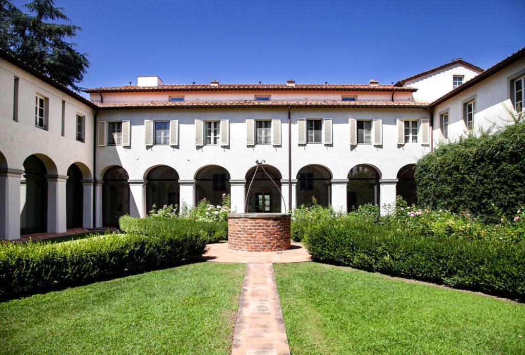 Chiostro del Convento di San Francesco - Spazio Universitario