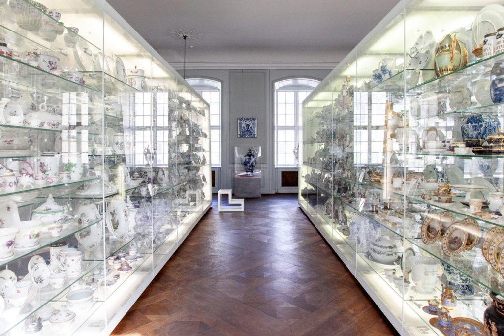 Collezione di Ceramiche al Design Museum Danmark