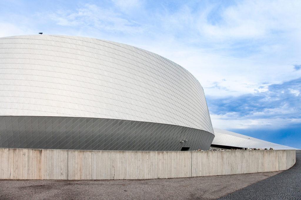 Den Bla Planet - Acquario di Copenaghen
