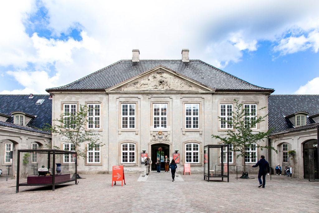 Design Museum Danmark – Museo del Design Danese - Ingresso