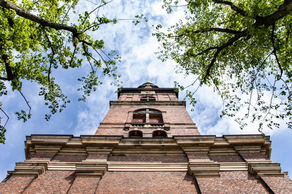 Facciata Vor Frelsers Kirke – la Chiesa del Nostro Redentore