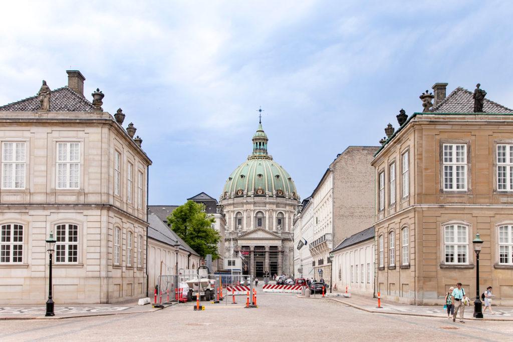 Frederikskirken - La chiesa di Marmo di Copenaghen