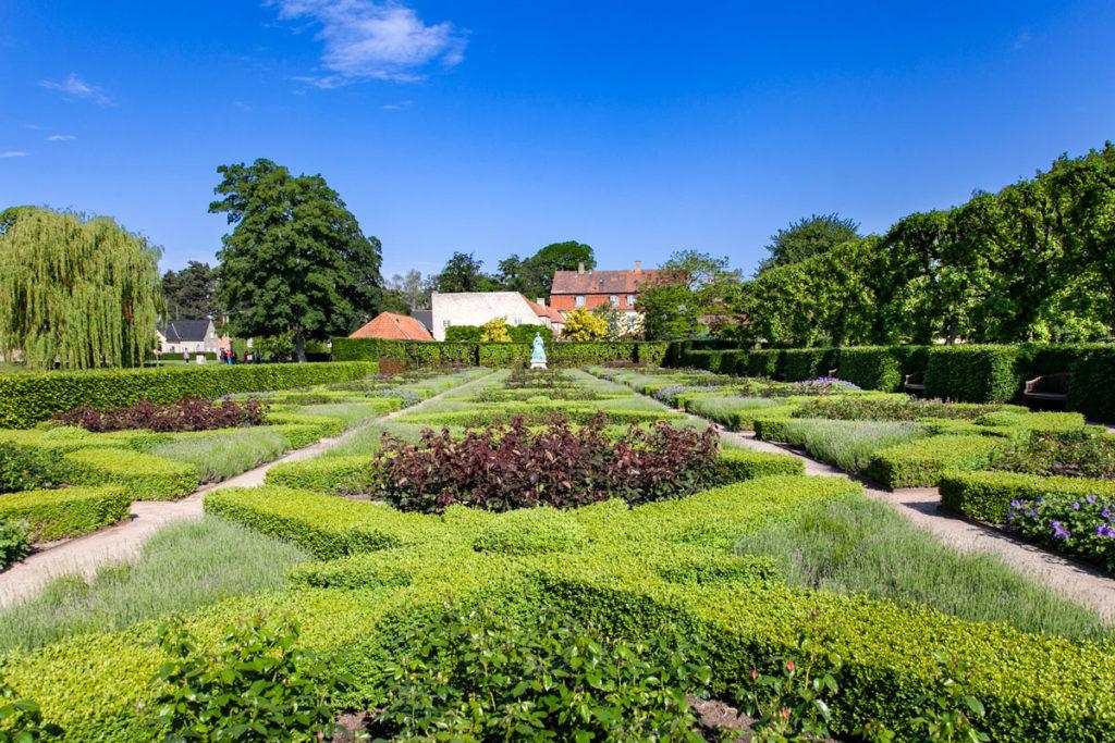 Giardini reali di Rosenborg Slot