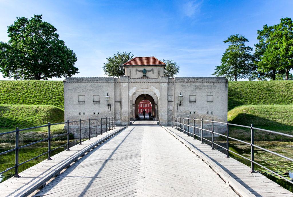 Ingresso a Kastellet - Cittadella Fortificata