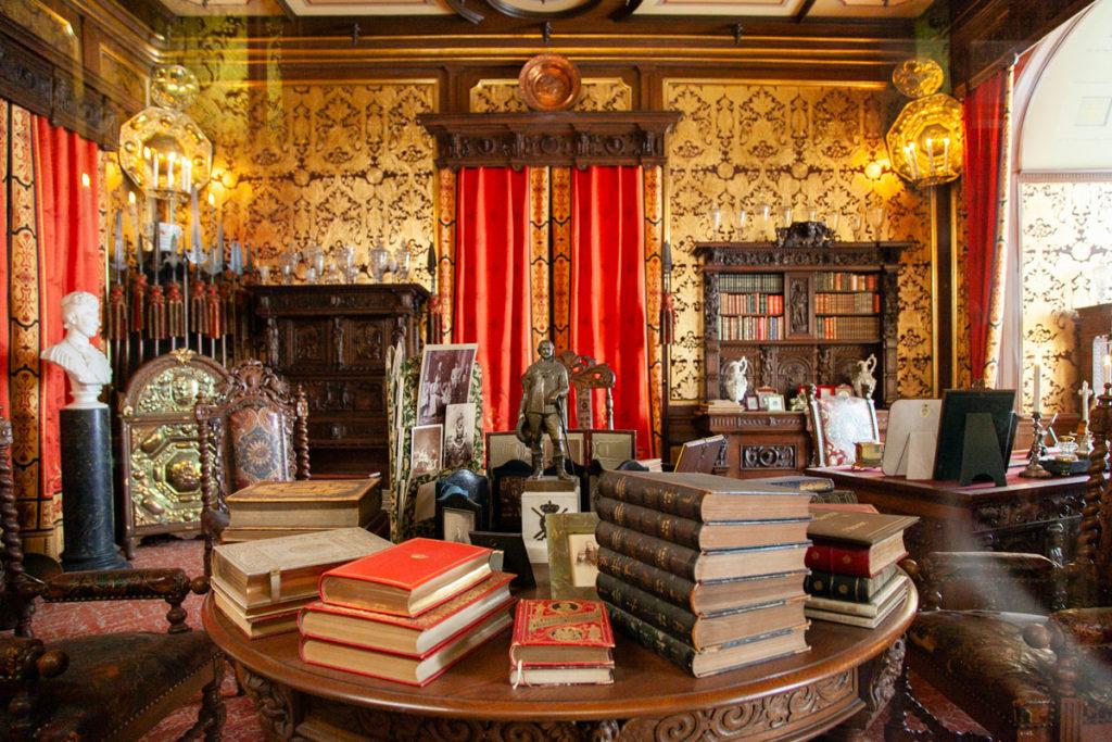 Libri e Tapezzeria di Amalienborg