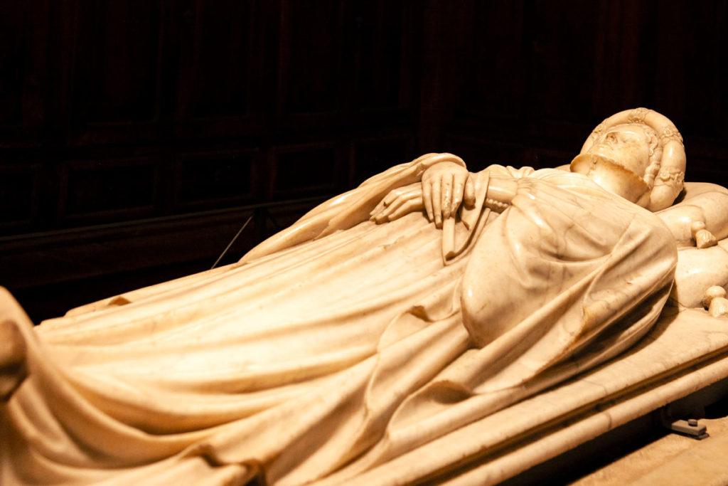 Monumento funebre a Ilaria del Carretto - Cattedrale di San Martino