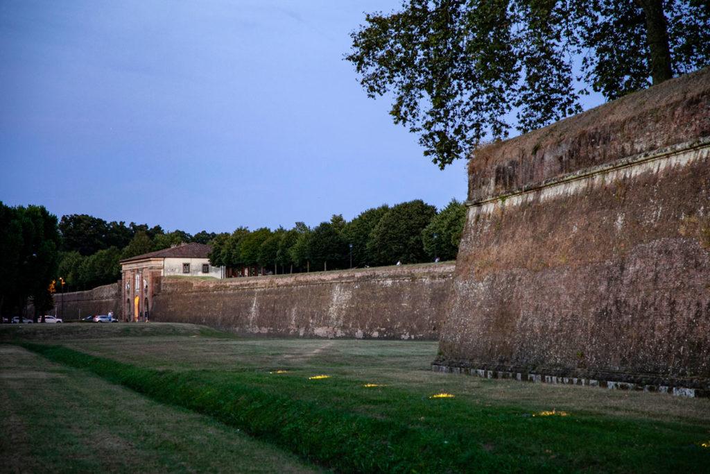 Mura Rinascimentali perimetro di Lucca