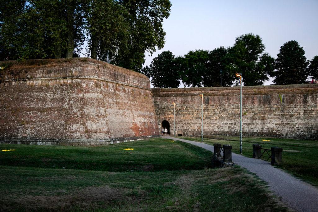 Mura di Lucca del Quattrocento