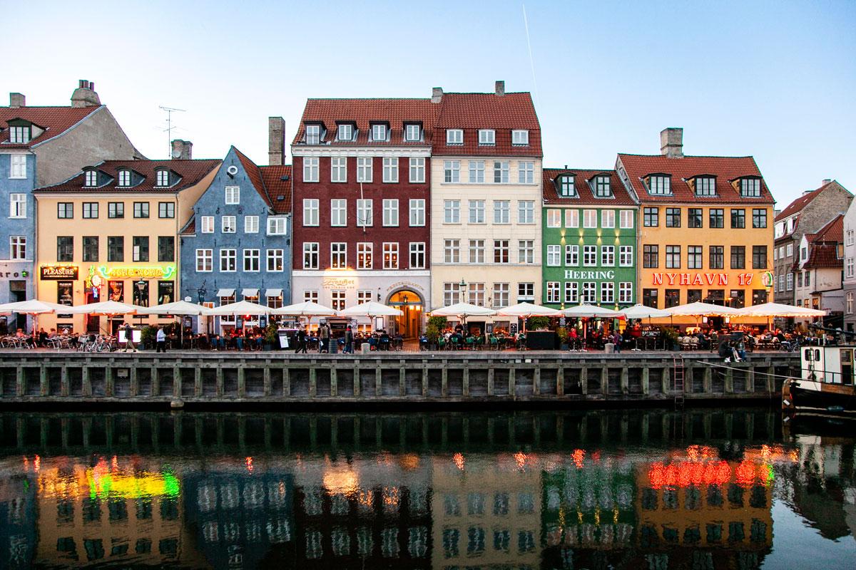 Nyhavn 17 - Canale piu Bello di Copenaghen