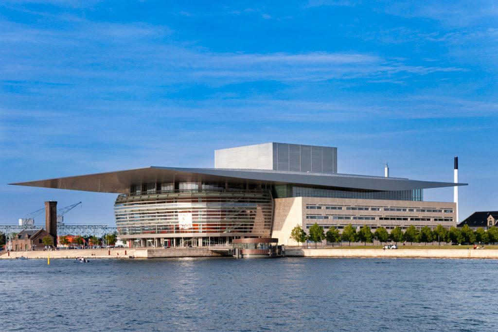 Operaen il teatro dell Opera di Copenaghen
