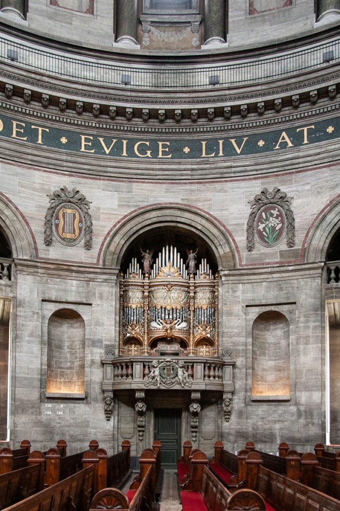 Organo di Frederikskirken