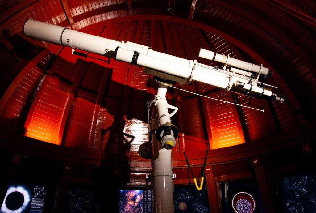 Osservatorio Astronomico più antico di Europa