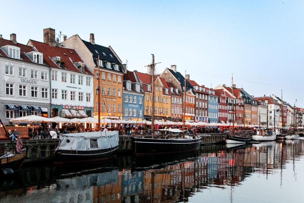 Palazzi Storici sul canale Nyhavn