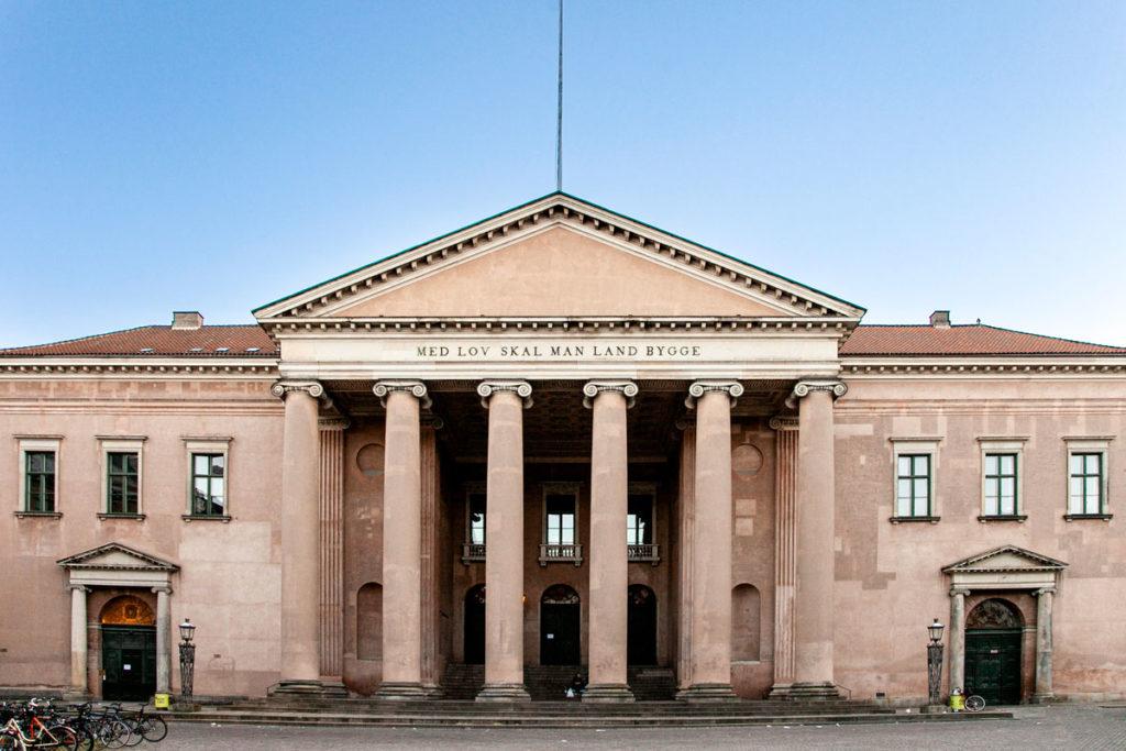 Palazzo di Giustia di Copenaghen
