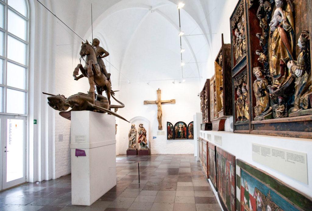 Pale d'Altare e arte sacra del Rinascimento Danese