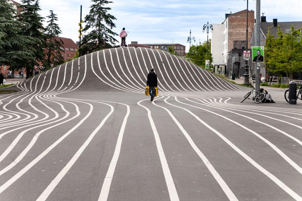 Parco Pubblico di Design a Copenaghen - Superkilen