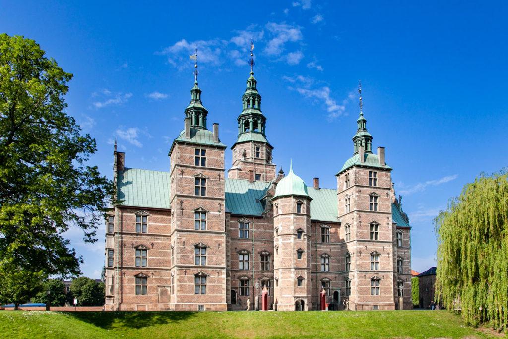 Rosenborg Slot - Castello di Copenaghen