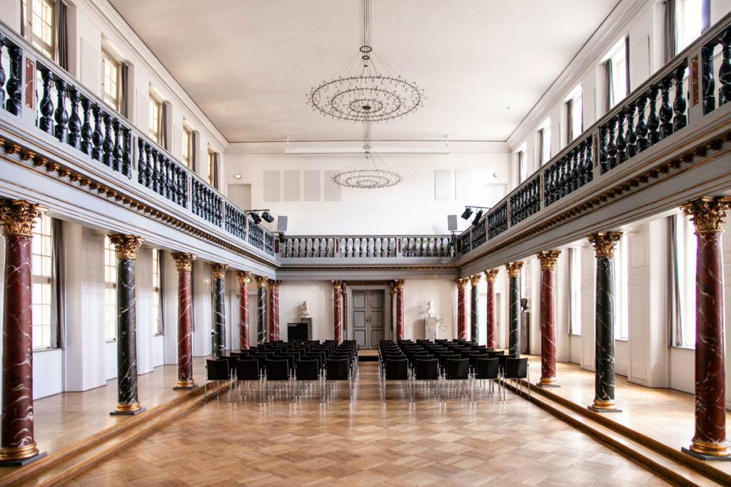 Sala Interna NationalMuseet